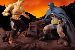 The One:12 Collective Limited Edition Summer Exclusive The Dark Knight Returns Deluxe Boxed Set
