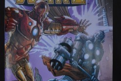 "Toys ""R"" Us Offers Exclusive Armor Wars # 1/2 Comic Book With Marvel Toy Purchase"