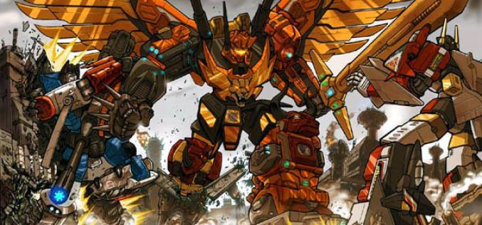 Wishlist Wednesday – Hasbro Transformers Generations Combiner Wars Predaking