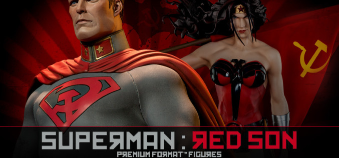 Sideshow Collectibles Superman: Red Son Premium Format Figure Preview