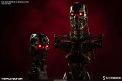Sideshow Terminator Endoskeleton Life-Size Bust Update