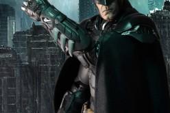 NECA Closer Look: Batman Arkham Knight 1/4 Scale Action Figure