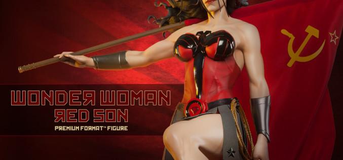 Sideshow Wonder Woman – Red Son Premium Format Figure