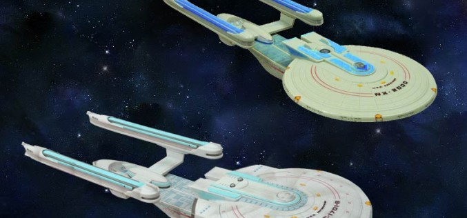 Entertainment Earth Daily Deal – 20% Off Star Trek Vehicles