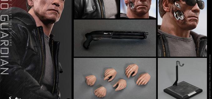 Hot Toys Terminator T-800 Guardian Terminator Sixth Scale Figure