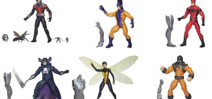 Entertainment Earth News: Hasbro Marvel Legends 2015 Waves & More On Sale