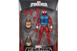 Spider-Man Infinite Series Marvel Legends 6″ Official Press In-Packaging Images