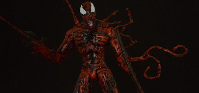 Diamond Select Toys Marvel Select Carnage Review