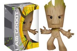 Guardians Of The Galaxy Groot & Rocket Raccoon Super Deluxe Vinyl Figure