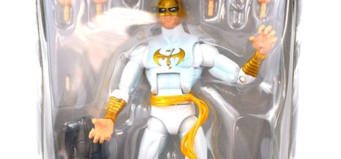 Hasbro Marvel Legends Avengers Infinite Series Iron Fist Review