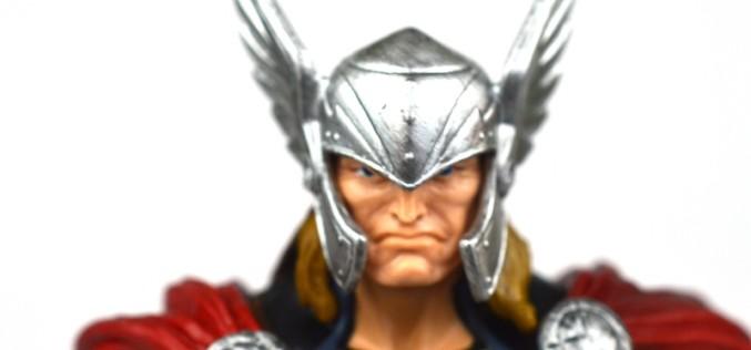 Hasbro Marvel Legends Avengers Infinite Series Marvel Now! Thor Review