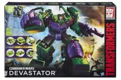 Hasbro Transformers Combiner Wars Devastator U.S. Release Date Revealed On Amazon
