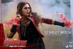 Hot Toys Avengers Age Of Ultron Scarlet Witch Sixth Scale Figure