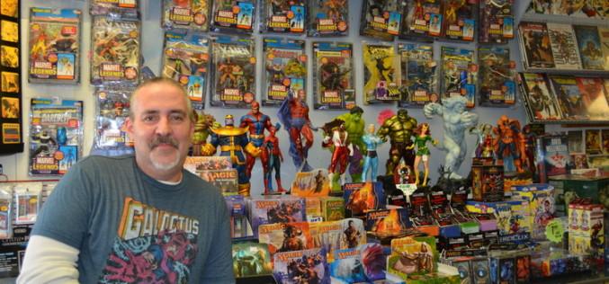 In Memoriam – Michael Bradley Of Collectors Kingdom Comics