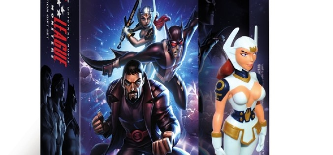 DC Collectibles Justice League: Gods & Monsters Animated Movie Action Figure Line Announced