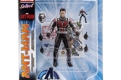 Marvel Select Ant-Man Marvel Shop Exclusive Figure Announced