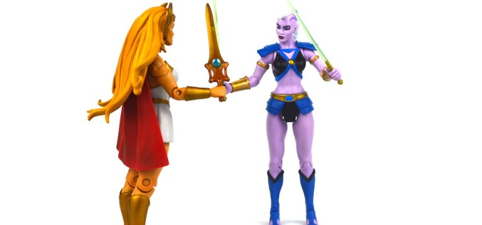 Masters Of The Universe Classics Huntara Review