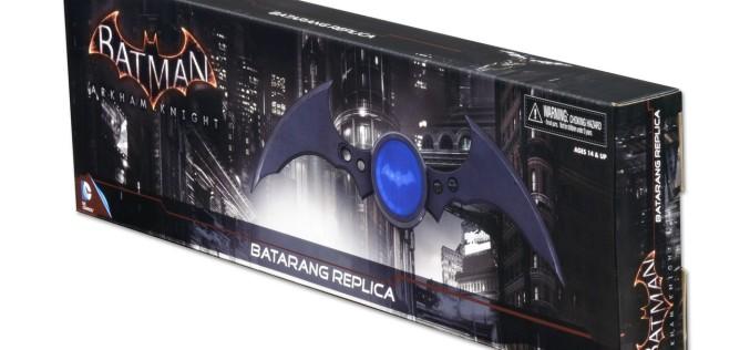 NECA Batman Arkham Knight Batarang Replica Coming Soon To GameStop