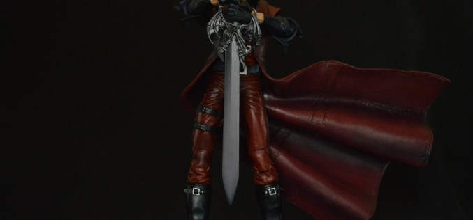 NECA Devil May Cry Ultimate Dante Figure Review