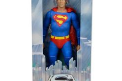 NECA Superman 18 Inch Figure Packaging Image
