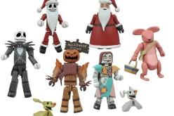 Nightmare Before Christmas Minimates Series 2