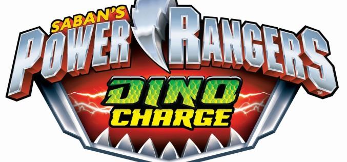 Saban's Power Rangers Charge Up San Diego Comic-Con 2015