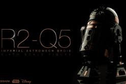 Sideshow Collectibles Announces R2-Q5 Imperial Astromech Droid Sixth Scale Figure