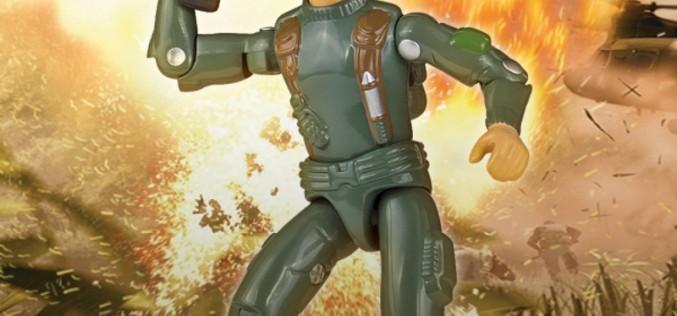 SDCC 2015 Exclusive G.I. Joe Deluxe Jumbo Grunt Figure