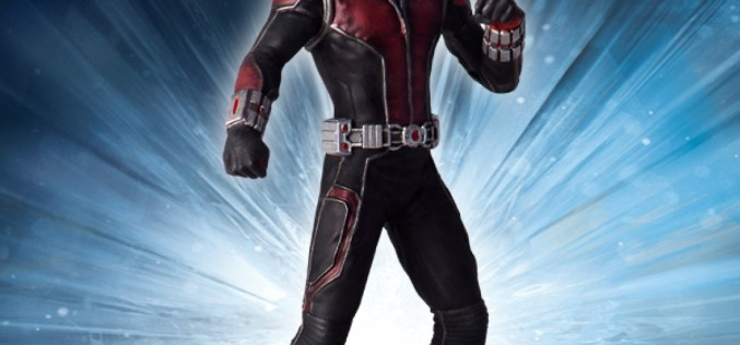 SDCC 2015 Exclusive Gentle Giant Ant-Man Statue