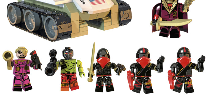 SDCC 2015 Exclusive Hasbro G.I. Joe Kre-O Sgt. Slaughter's Marauders Box Set (New Details)
