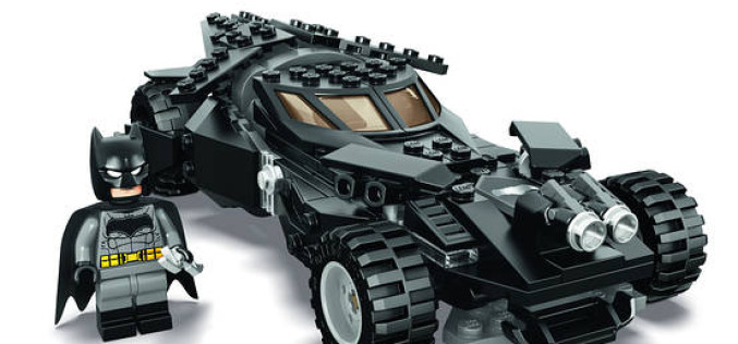 SDCC 2015 – Lego To Unveil New Batmobile Set Tied To 'Batman v Superman: Dawn Of Justice'