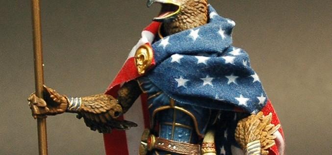Four Horsemen Studios SDCC 2015 Exclusive Ravens Figures Availability Update