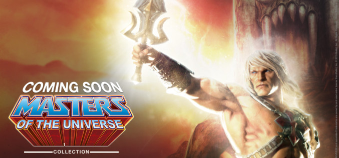 Sideshow Collectibles Announces Masters Of The Universe Statues