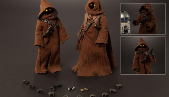 Sideshow Star Wars Jawa Sixth Scale Figure Set