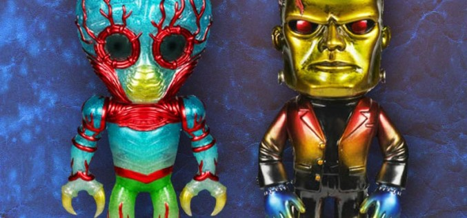 Entertainment Earth Daily Deal – 20% Off Universal Monsters Sofubi Vinyl Figures