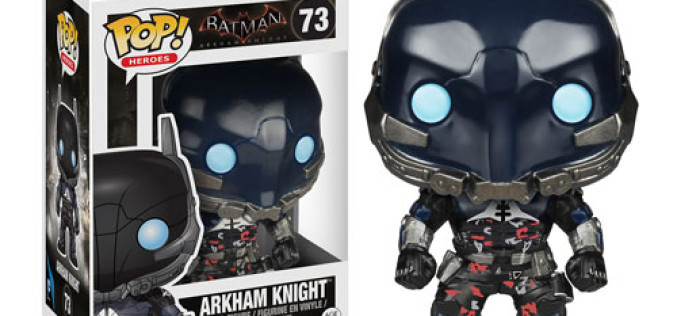 Funko Announces Batman: Arkham Knight POP! Vinyl Figures