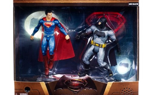 Batman Vs Superman: Dawn Of Justice Toys To Debut At SDCC 2015