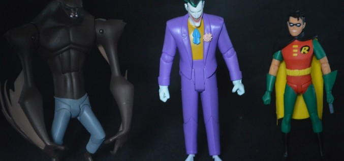 DC Collectibles Batman The Animated Series The Joker Review