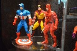 SDCC 2015 – Gentle Giant Booth Coverage