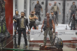 SDCC 2015 – McFarlane Toys The Walking Dead Booth Coverage