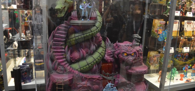 PowerCon 2016 – Mattel Is Looking At Resizing Snake Mountain For Potential Release