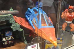 SDCC 2015 – MOTUC Point Dread & Talon Fighter, DC Figures & More