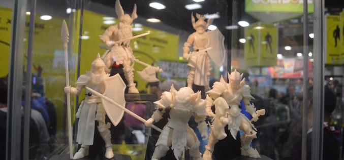 SDCC 2015 – Four Horsemen Studios Mythic Legions