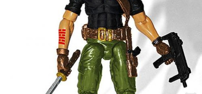 G.I. Joe Collectors' Club FSS 4.0 Billy Arboc Figure Preview