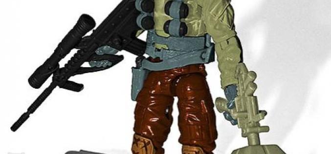 G.I. Joe Collectors' Club FSS 4.0 Bullhorn Figure Preview