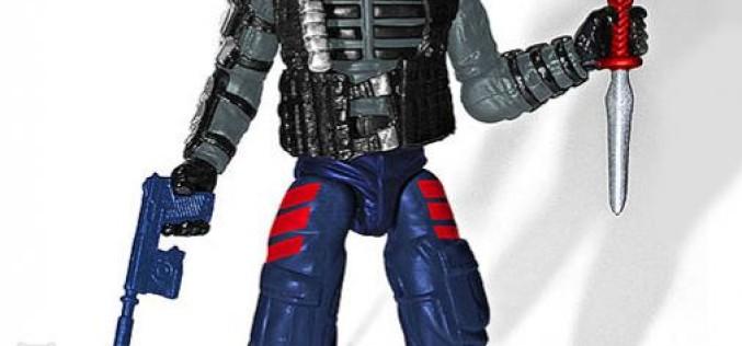 G.I. Joe Collectors' Club FSS 4.0 Interrogator Figure Preview