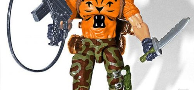 G.I. Joe Collectors' Club FSS 4.0 Tiger Force Outback Figure Preview