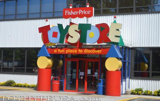 ToyHypeUSA Presents Fisher Price Tour: The Heritage Center