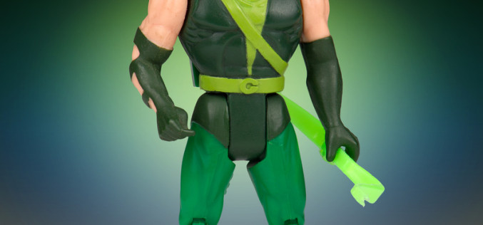 Gentle Giant Announces Green Arrow Jumbo Figure