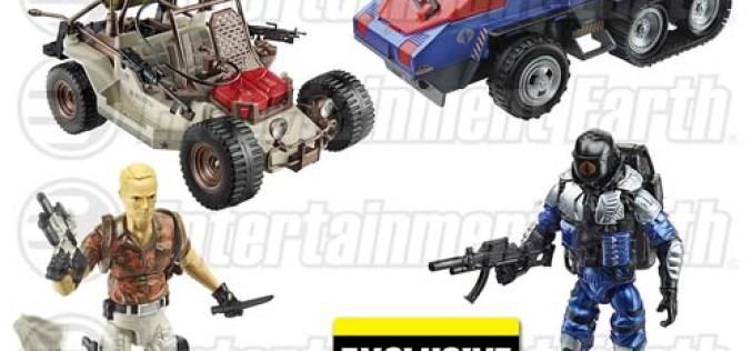 Entertainment Earth Exclusive G.I. Joe Desert Duel Box Set On Sale Today